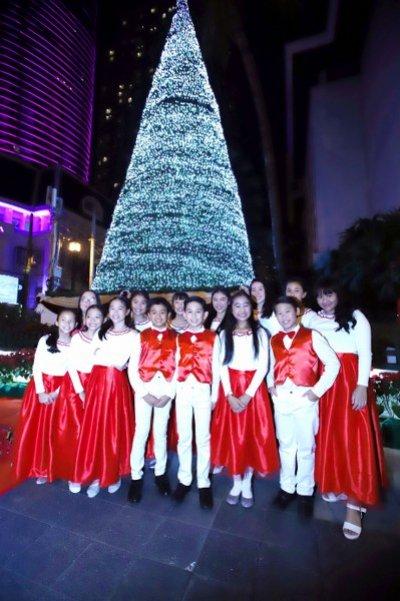 Anantara Siam Bangkok Hotel จัดงานฉลองคริสต์มาสการกุศล ปี 2561