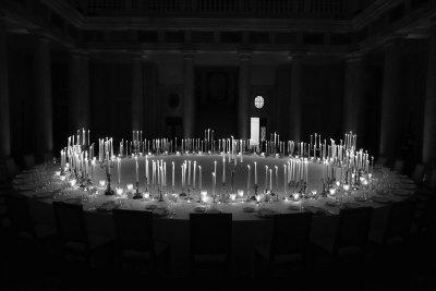 Saint Laurent - Hypervenezia at Palazzo Grassi Dinner