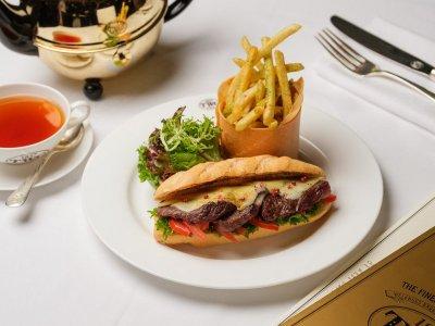 TWG Tea เปิดตัวเมนูอาหารรสเลิศ ต้อนรับ TWG Tea Salon and Boutique ในรูปโฉมใหม่ ณ สยามพารากอน
