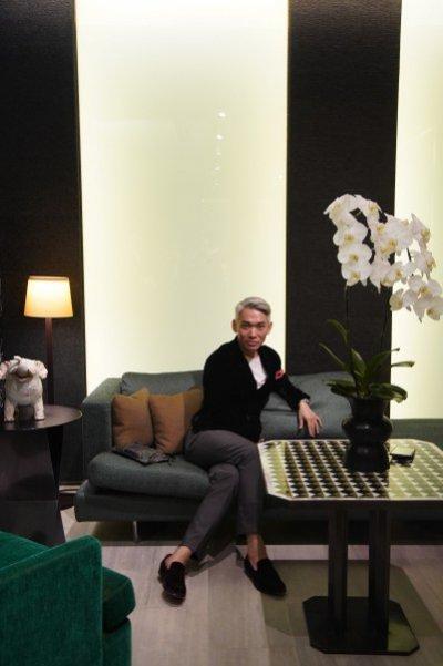 Jim Thompson เปิดตัว เฟอร์นิเจอร์คอลเลคชั่นใหม่ โดย สถาปนิกชื่อดังระดับโลกจากกรุงปารีส Ed Tuttle