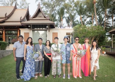 """TROPICAL ILLUSION"" LEISURE PROJECTS, KANAPOT & NARONG presented by Banyan Tree Phuket"