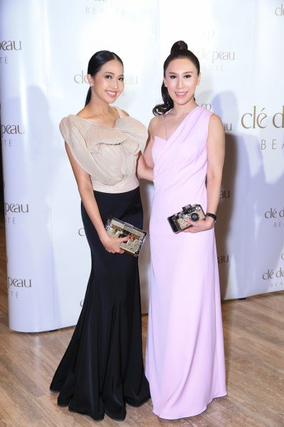 """""""Cle de Peau Beaute"""" จัดงาน """"Unlock the power of your radiance by Firming Serum Supreme"""""""