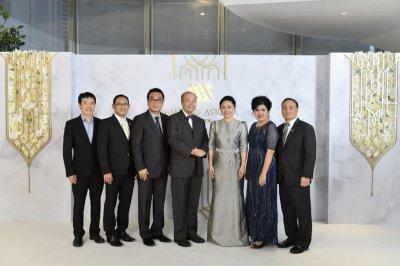 """โรงแรม Waldorf Astoria Bangkok เปิดตัวอย่างเป็นทางการในธีม """"Live Unforgettable"""""""