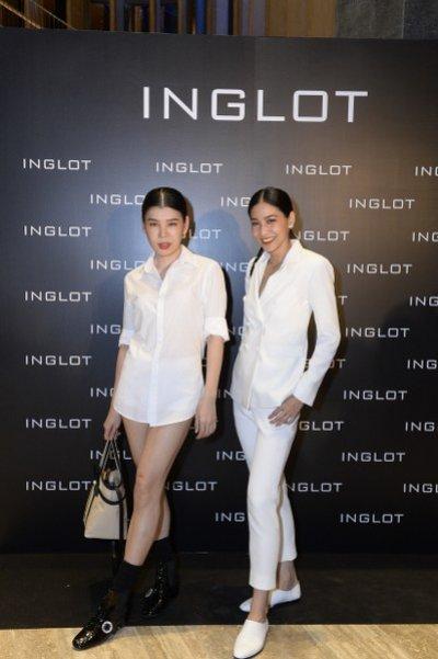 เปิดตัว INGLOT เมคอัพแบรนด์ระดับโลกจากโปแลนด์ พร้อมให้สาวไทยสนุกกับสีสันไร้ขีดจำกัด