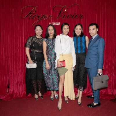 THE DEBUT OF ROGER VIVIER SPRING/SUMMER 2019 COLLECTION AT  HOTEL VIVIER