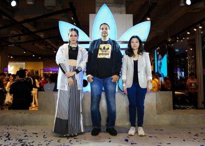 adidas Originals เปิดตัวสโตร์ใหม่ ใหญ่ที่สุดในเอเชียตะวันออกเฉียงใต้ และแปซิฟิก ที่ไอคอนสยาม