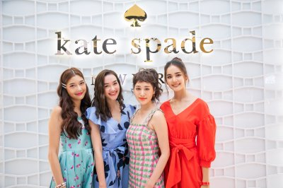 KATE SPADE NEW YORK CELEBRATES SUMMER 2019 COLLECTION LAUNCH AT THE EMQUARTIER