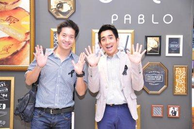 มาริโอ้ เมาเร่อ เปิดตัว Pablo ชีสทาร์ตอันดับหนึ่งจากญี่ปุ่น