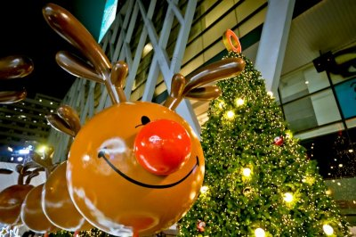 Central World LIGHT UP CHRISTMAS TREE CELEBRATION 2018 พบม้าหมุนคริสตัลสวารอฟสกี้ 4 ล้านเม็ด