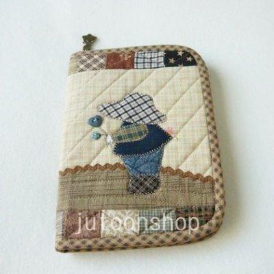 กระเป๋าธนาบัตรใบยาว ลายน้อยซู