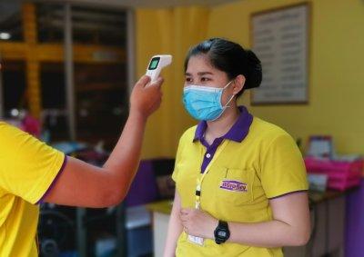 มาตรการป้องกันไวรัสโควิด-19