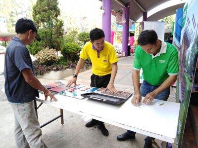 ประมวลภาพงานมหกรรมสินค้าโครงสร้าง 12-14 พ.ย. 2562