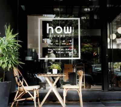 H.O.W. Café & Working Space Pattanakarn 57