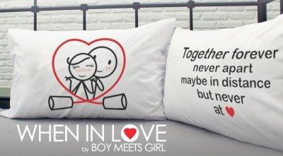 Couple Pillowcase