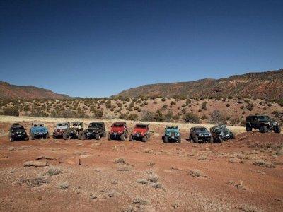 Jeep Jamboree Thailand –USA 2005