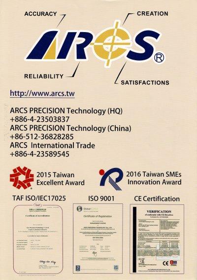 ARCS AND THAI METROLOGY SYSTEM Co., Ltd