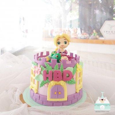 เค้กเอลซ่า เค้กเจ้าหญิง