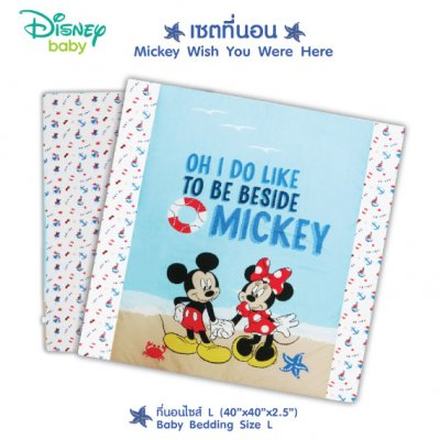 DN-Mickey Wish you were here