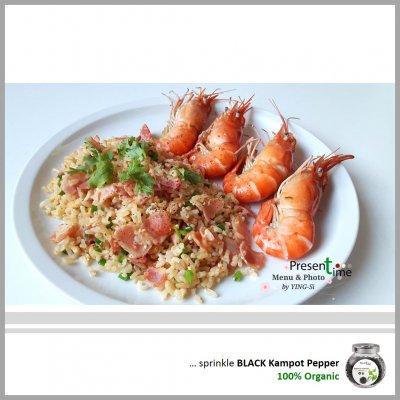 Black KAMPOT Pepper
