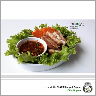 Black KAMPOT Pepper