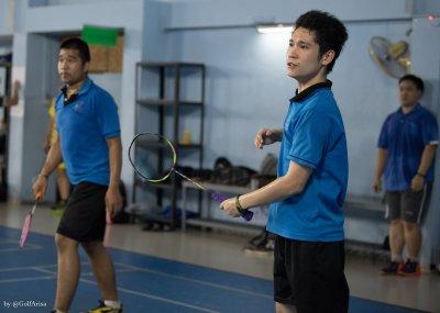 แข่งขัน Badminton