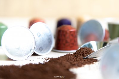 Nespresso Capsules & Machine