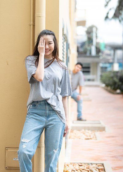PreWedding : PinHut แนว Street & Casual