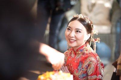 Wedding : Chinese Bride & Groom
