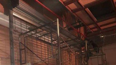 ซ่อมประตูม้วน เดอะมอล์บางแค | The mall bangkae งานติดตั้งใหม่ระบบมอเตอร์ไฟฟ้า