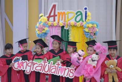 Ampai School Graduation Day March 27th 2021