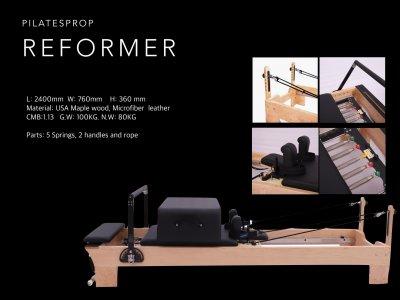 Pilatesprop Machine