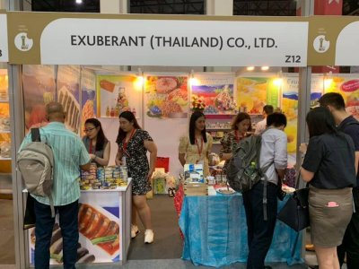 Thaifex 2019 Our Booth