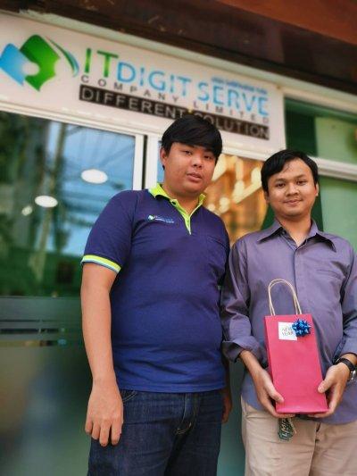 ส่วนหนึ่งของลูกค้าที่ IDR ให้บริการ