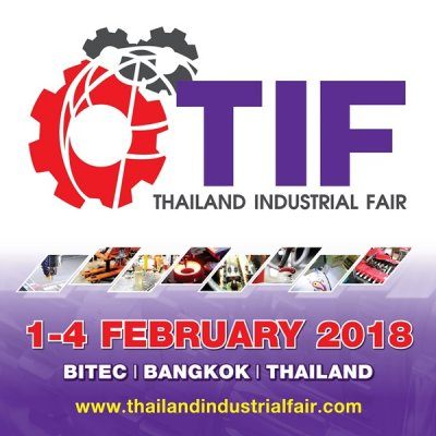 Thailand industrial fair 2018