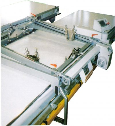 PRINTING TABLES AND ANCILLARY EQUIPMENT