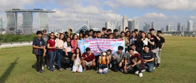 Singapore Study Trip 2019