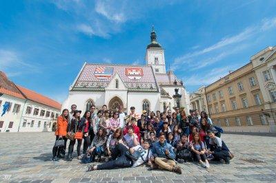Croatia Study Trip 58