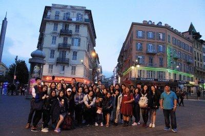 Italy-Swiss Study Trip 60