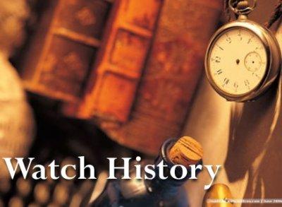 ประวัติความเป็นมาของนาฬิกา และ ประเภทของนาฬิกา