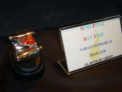Thailand International Jewelry Award 2009 (TIJA2009)