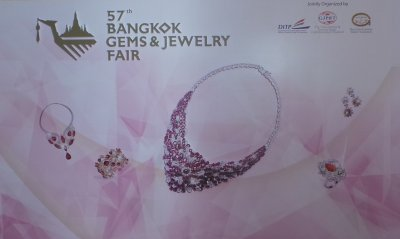L.S. Oriental Jewelry  (Lee Seng Jewelry) ร่วมงาน Bangkok Gems & Jewelry Fair  ครั้งที่ 57  วันที่ 24-28 กุมภาพันธ์ 2559