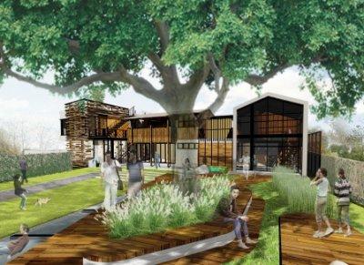 Lifestyle Hostel Concept