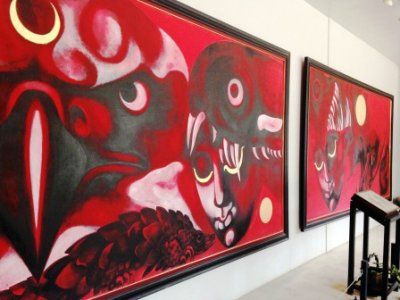 Artistic Creation in Thailand's far North