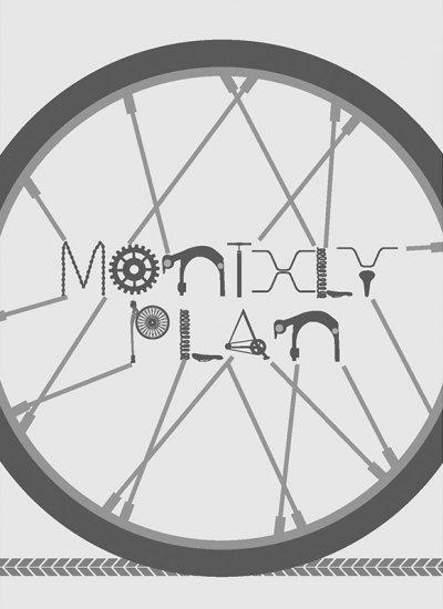 Diary Bicycle Dicut View 2