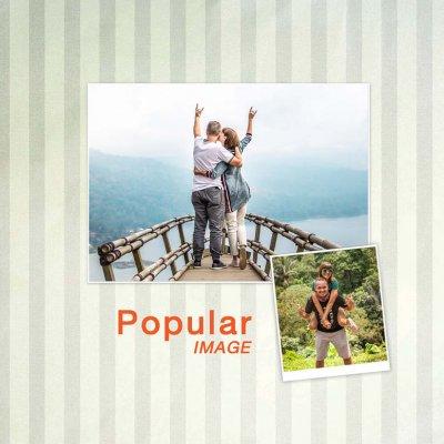Popular P001 in travel theme