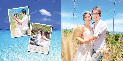 Memories P002 in wedding theme