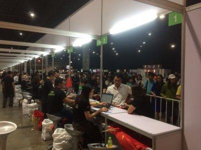 Herbalife Nutrition อิมแพ็ค เมืองทองธานี 17-21 May 2017