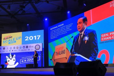 Startup Thailand Scale Up Asia