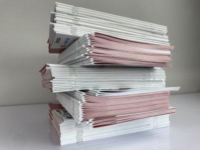 Booklet 100 เล่ม ขนาด A4