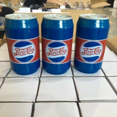 ผลงานการผลิตกระป๋อง Pepsi